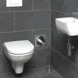 ESS Container ROLL holder for spare toilet roll, rectangular