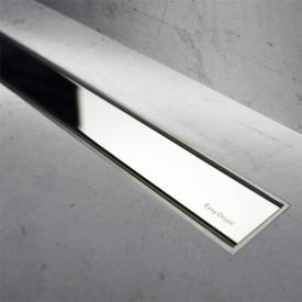 ESS Easy Drain Modulo TAF Zero+ cover, chrome, high L: 60 cm