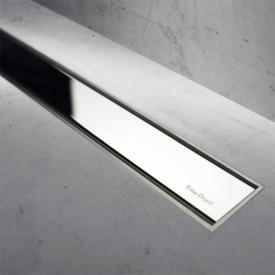 ESS Easy Drain Modulo TAF Zero+ cover L: 70 cm, chrome-plated stainless steel