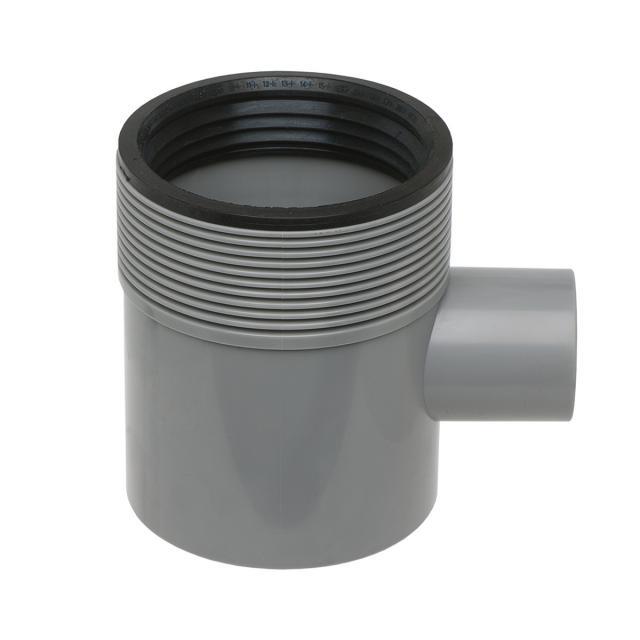 ESS Easy Drain Multi siphon case horizontal outlet 5 cm