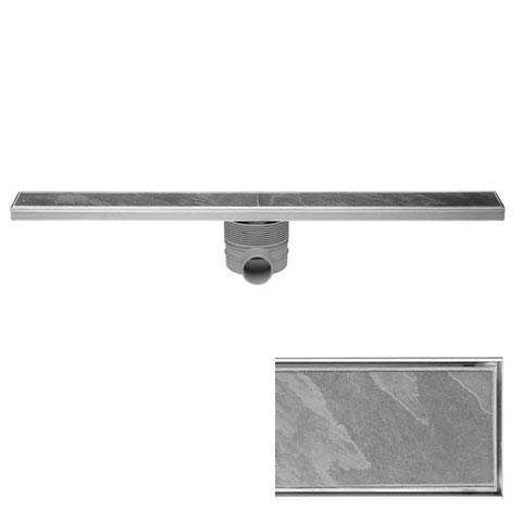 ESS Easy Drain Multi tile channel L: 80 cm