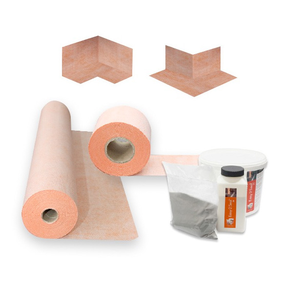 ESS Easy Drain Waterstop wet room sealing system up to 10 m²