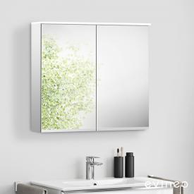 Evineo ineo Armoire de toilette avec éclairage LED intégré, 2 portes