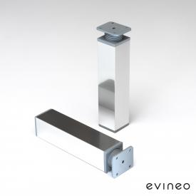 Evineo ineo set of 2 furniture legs