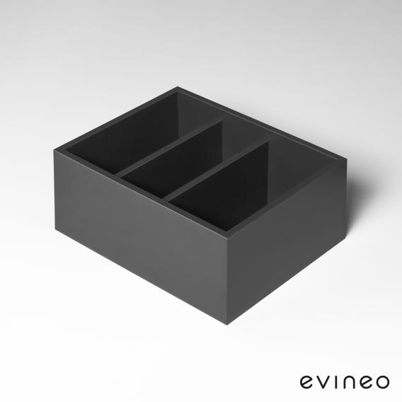 Evineo ineo divider for top pull-out compartment of vanity units