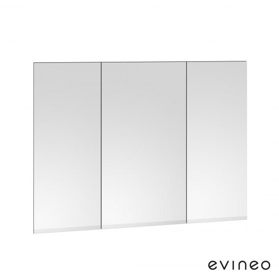 Evineo ineo set of mirror fronts for mirror cabinet with 3 doors W: 100 cm