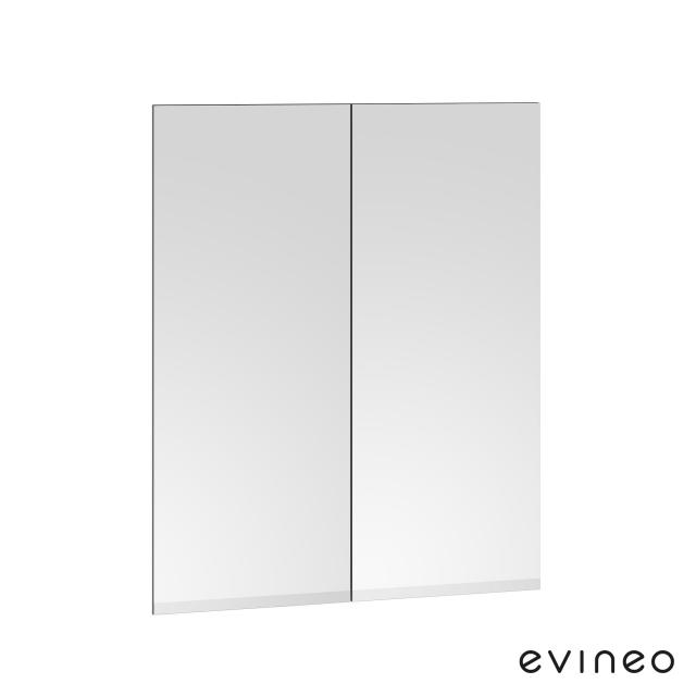 Evineo ineo set of mirror fronts for mirror cabinet with 2 doors W: 60 cm