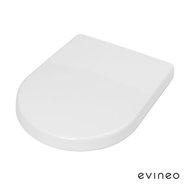 Evineo ineo toilet seat, removable with SoftClose