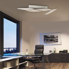 EVOTEC Movil LED ceiling light with dimmer 4 heads