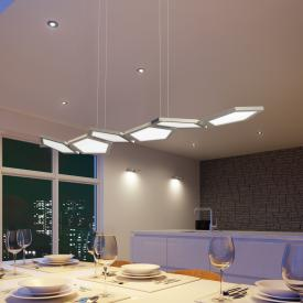 EVOTEC Poly LED pendant light with dimmer