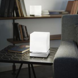 Fabas Luce Brenta LED table lamp with dimmer