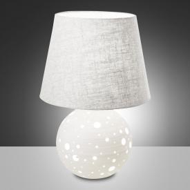 Fabas Luce Corvara table lamp, 2 heads