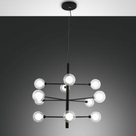 Fabas Luce Dalila pendant light, 12 heads