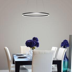 Fabas Luce Giotto LED pendant light, 1 head