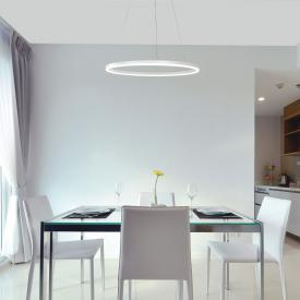 Fabas Luce Giotto LED pendant light, 1 head