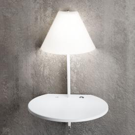 Fabas Luce Goodnight LED wall light with dimmer