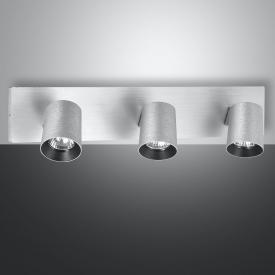 Fabas Luce Modo spotlight / ceiling light, 3 heads