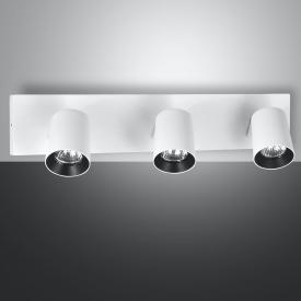Fabas Luce Modo spotlight / ceiling light, 3 heads