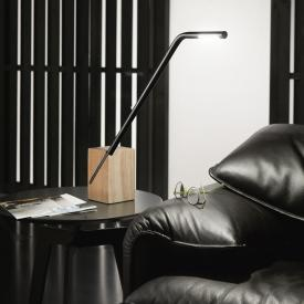 Fabas Luce Viktor LED table lamp with dimmer