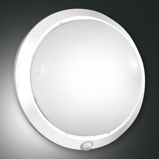 FABAS LUCE Armilla LED wall light with motion sensor