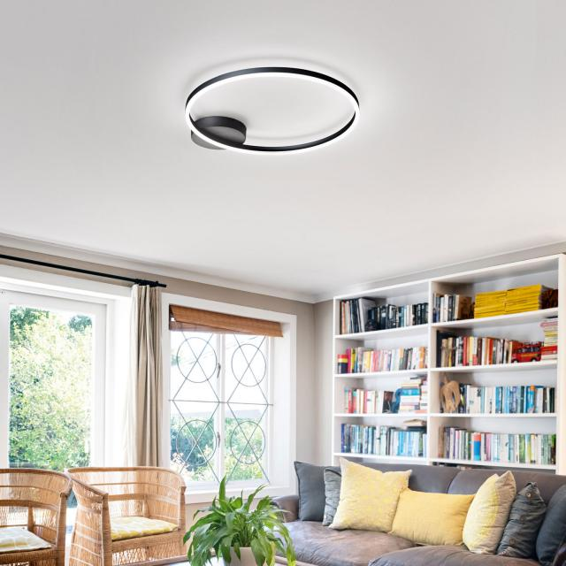 FABAS LUCE Giotto LED ceiling light, 1 head