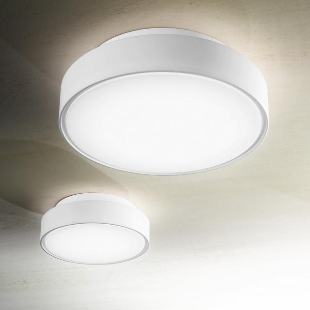 FABAS LUCE Hatton LED ceiling light with motion sensor