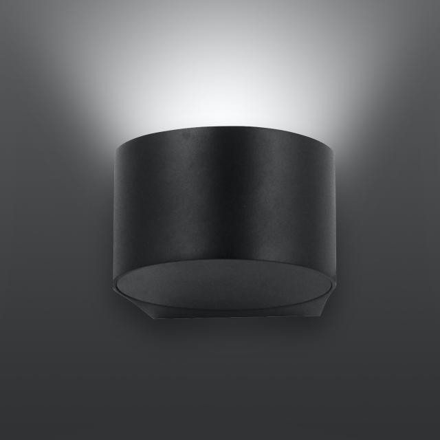 FABAS LUCE Lao LED wall light, 1 head