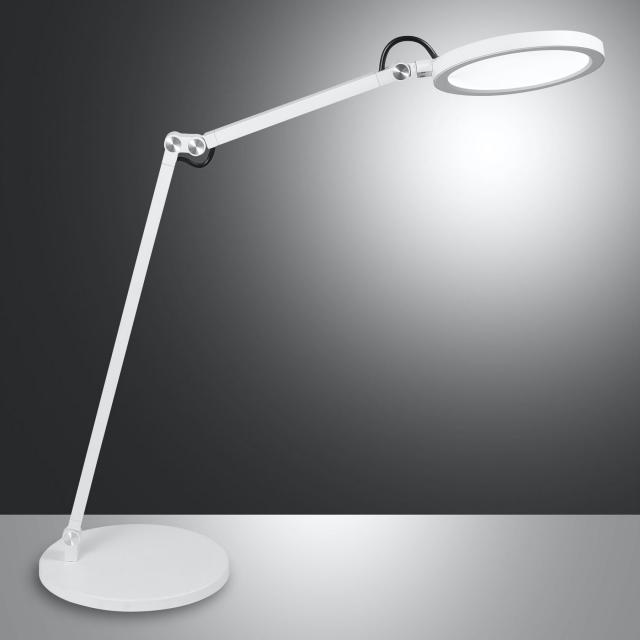 FABAS LUCE Regina LED table lamp with dimmer and ajdustable colour temperature
