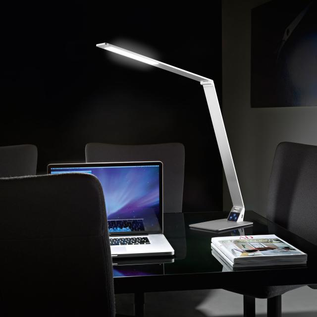 FABAS LUCE Wasp USB LED table lamp with dimmer and adjustable colour temperature