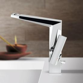 Grohe Allure Brilliant single lever basin mixer, L-Size with pop-up waste set, chrome