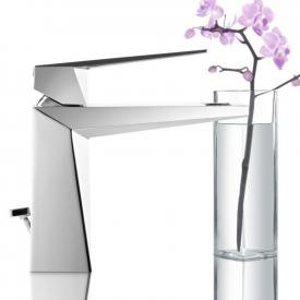 Grohe Allure Brilliant single lever basin mixer, M-Size with pop-up waste set, chrome
