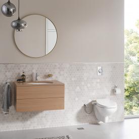 Grohe Bau Ceramic Réservoir WC lavant 3 en 1, avec abattant