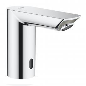 Grohe Bau Cosmopolitan E Robinetterie de lavabo avec capteur infrarouge, sans limiteur de température