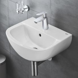 Grohe Bau Keramik hand washbasin, white