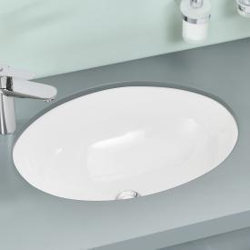 Grohe Bau Keramik undermount basin, white