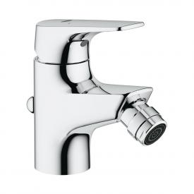 Grohe BauFlow single lever bidet fitting with pop-up waste set