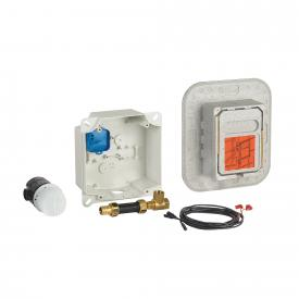 Grohe concealed installation box for infrared electronics