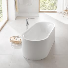 Grohe Essence freestanding bath without overflow, with EasyClean