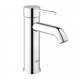 Grohe Essence single lever basin mixer, S size without waste set, chrome