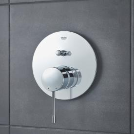 Grohe Essence single lever bath mixer for Rapido SmartBox chrome