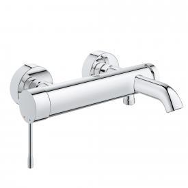 Grohe Essence wall-mounted, single lever bath mixer chrome