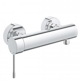 Grohe Essence wall-mounted, single lever shower mixer chrome