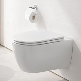 Grohe Essence wall-mounted, washdown toilet, rimless