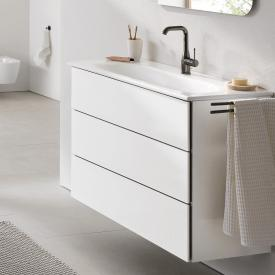 Grohe Essence washbasin with vanity unit with 3 pull-out compartments