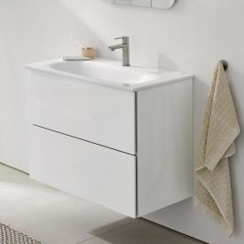 Grohe Essence washbasin with vanity unit with 2 pull-out compartments