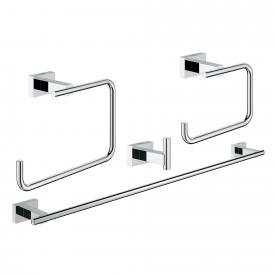 Grohe Essentials Cube bathroom set 4 in 1