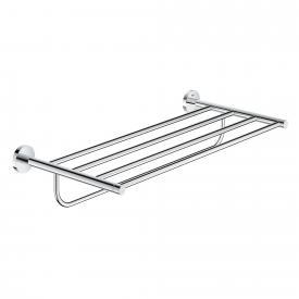 Grohe Essentials multi towel rail chrome