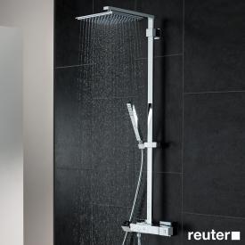 Grohe Euphoria Cube XXL System 230 Système de douche avec mitigeur thermostatique, montage mural
