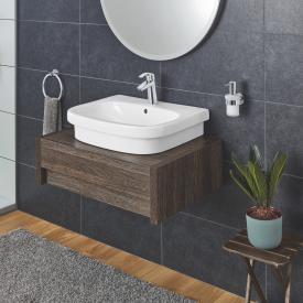 Grohe Euro Ceramic countertop washbasin white, with PureGuard hygiene coating