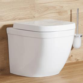 Grohe Euro Ceramic floorstanding washdown toilet white, with PureGuard hygiene coating